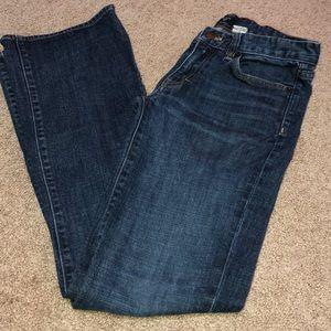 JCrew Bootcut Jeans Medium Wash